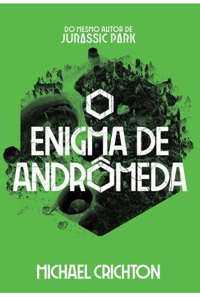 O Enigma De Andrômeda - Crichton,Michael   Tagrny.org