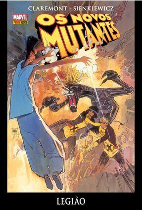 Os Novos Mutantes - Legião - Claremont,Chris Sienkiewicz,Bill Leialoha,Steve pdf epub