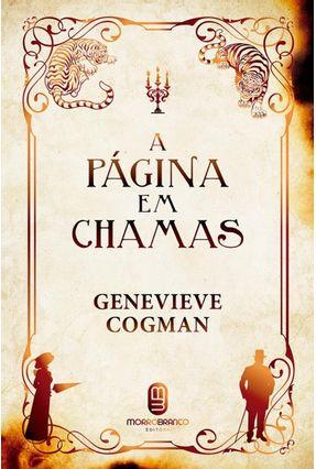 A Página Em Chamas - Cogman,Genevieve | Hoshan.org