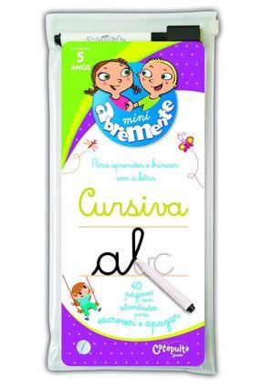 ABREMENTE MINI CURSIVA - Editora Catapulta | Hoshan.org
