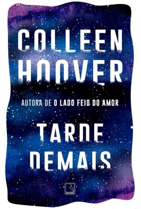 Tarde Demais - Hoover,Colleen pdf epub