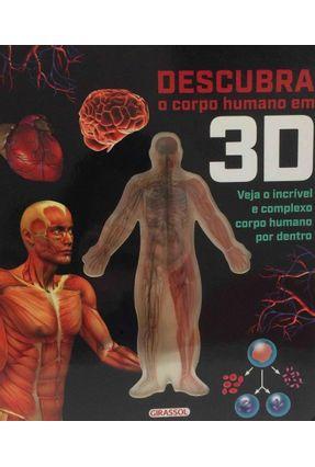 Descubra O Corpo Humano Em 3D - Vilar,Patrícia Vilar,Patricia | Tagrny.org