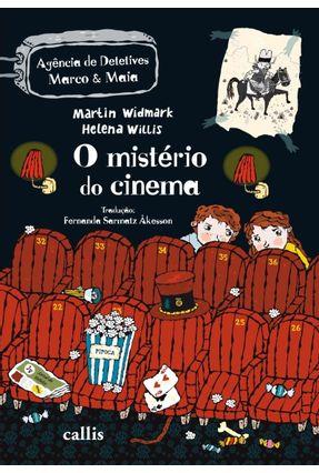 O Mistério Do Cinema - Widmark,Martin | Hoshan.org