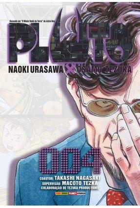Pluto - Vol. 4 - Tezuka,Osamu Urasawa,Naoki | Hoshan.org