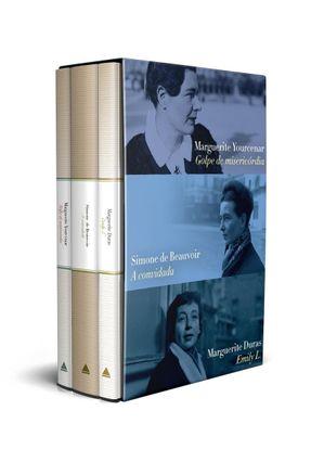 Box - Grandes Escritoras da Literatura Francesa - 3 Volumes - Marguerite Duras Simone de Beauvoir Marguerite Yourcenar pdf epub