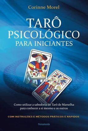 Tarô Psicológico Para Iniciantes - Morel,Corinne | Hoshan.org