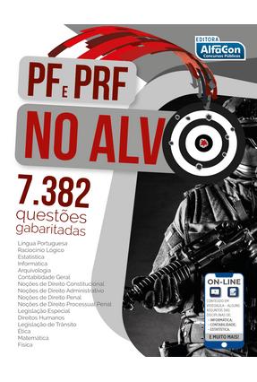 Pf e Prf No Alvo - 7382 Questões Gabaritadas - Alfacon pdf epub
