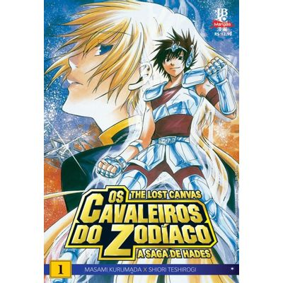 Cavaleiros do Zodiaco - Lost Canvas Especial - Vol. 1