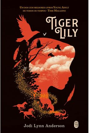 Tiger Lily - Anderson,Jodi Lynn | Hoshan.org