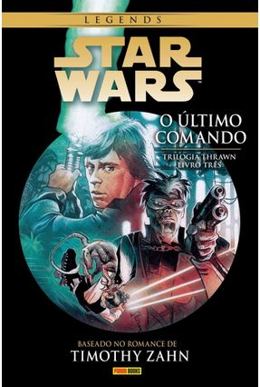Star Wars - O Último Comando - Baron,Mike Biukovic,Edvin Aric,Shanower pdf epub