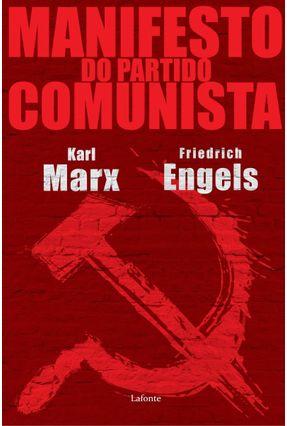 Manifesto do Partido Comunista - Engels,Friedrich Marx,Karl pdf epub