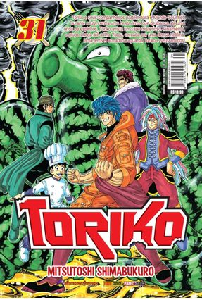 Toriko - Vol.31 - Shimabukuro,Mitsutoshi pdf epub
