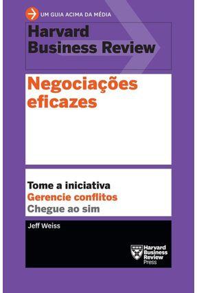 Negociações Eficazes - Weiss,Jeff | Tagrny.org