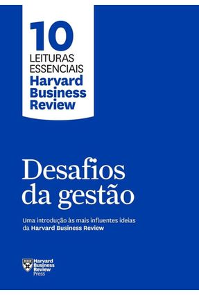 Desafios Da Gestão - Harvard Business Review | Tagrny.org