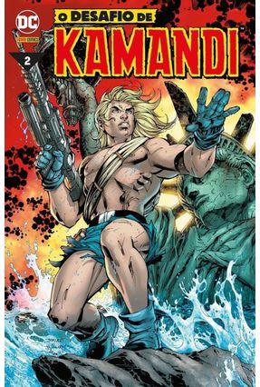 O Desafio De Kamandi - Vol. 2 - Bennet,Marguerite Giffen,Keith King,Tom | Tagrny.org