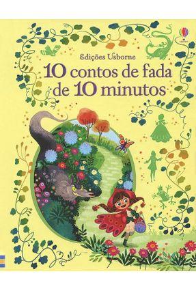 10 Contos De Fada De 10 Minutos - Jones,Rob Lloyd | Nisrs.org