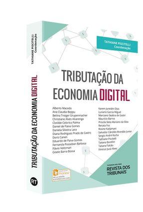 Tributação da Economia Digital - Tathiane Piscitelli | Hoshan.org