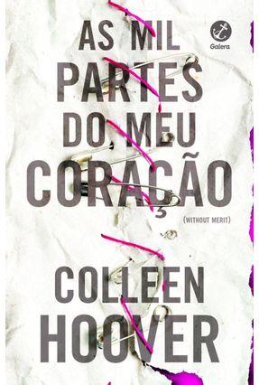 As Mil Partes Do Meu Coração - Hoover,Colleen | Hoshan.org