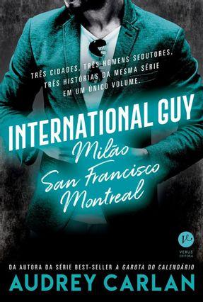 International Guy: Milão, San Francisco, Montreal (Vol. 2) - Carlan,Audrey | Hoshan.org