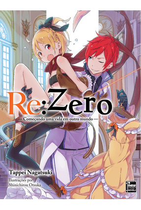 Re:Zero - Começando Uma Vida Em Outro Mundo - Livro 8 - Nagatsuki,Tappei pdf epub