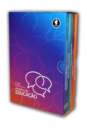 Box da Série Desafios da Educação - Fava,Rui Bacich,Lilian Moran,Jose | Hoshan.org