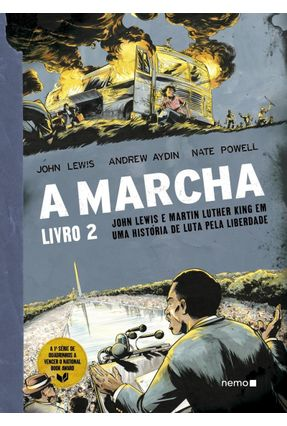 A Marcha - Livro 2 - Lewis,John Aydin,Andrew Powell,Nate | Tagrny.org
