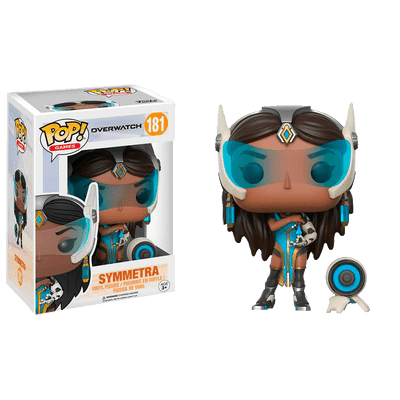Overwatch Symmetra - Pop Vinyl