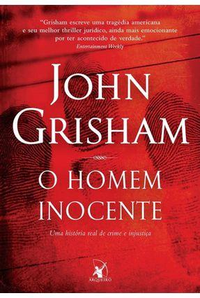 O Homem Inocente - Grisham,John   Hoshan.org