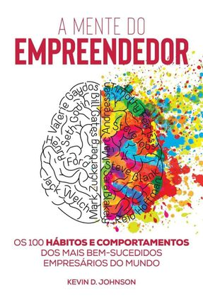 A Mente do Empreendedor - Johnson,Kevin D. pdf epub