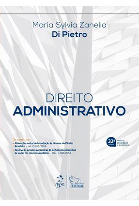 Direito Administrativo - 32ª Ed.2019 - Pietro,Maria Sylvia Zanella Di | Hoshan.org