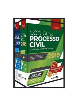 Código Civil + Código De Processo Civil  - 11ª Ed. 2019 - Negrão,Theotonio Gouvêa,José Roberto Ferreira Bondioli,Luis Guilherme Aidar   Hoshan.org
