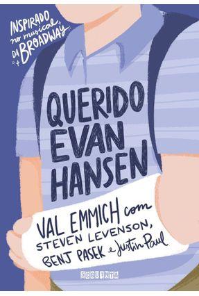 Querido Evan Hansen - Emmich,Val Levenson,Steven Pasek,Benj pdf epub