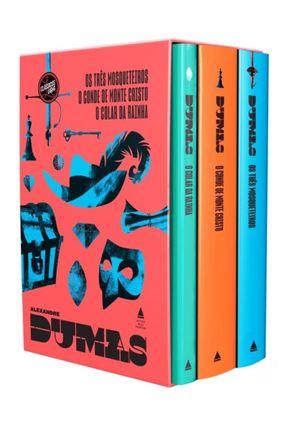 Box - Cássicos Light - Dumas,Alexandre | Hoshan.org