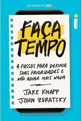 Faça Tempo - Knapp,Jake Zeratsky,John | Tagrny.org