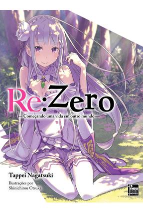 Re:Zero - Começando Uma Vida Em Outro Mundo - Livro 9 - Nagatsuki,Tappei pdf epub