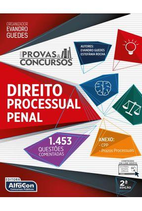 Processo Penal - Provas & Concursos - Guedes,Evandro pdf epub