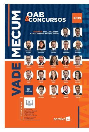 Vade Mecum OAB & Concursos - 12ª Ed. 2019 - Antônio,Marco Barroso,Darlan   Hoshan.org