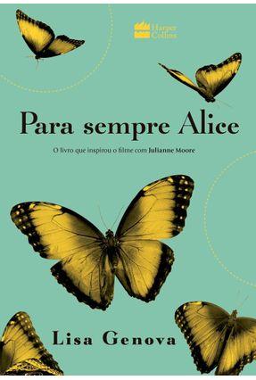 Para Sempre Alice - Genova,Lisa   Hoshan.org