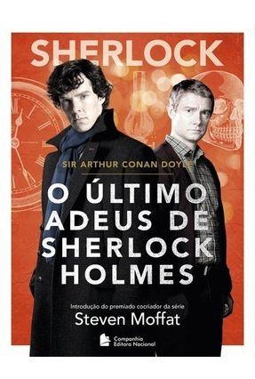 O Último Adeus De Sherlock - Doyle,Arthur Conan | Hoshan.org