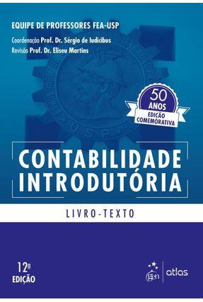 Contabilidade Introdutória - Livro Texto - Iudícibus,Sérgio de Martins,Eliseu | Hoshan.org
