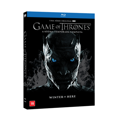 Game Of Thrones - Sétima Temporada Completa - Blu-Ray