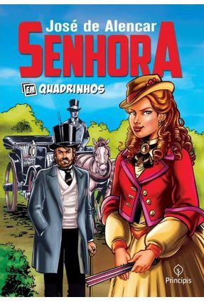 Senhora - Em Quadrinhos - Alencar,José de pdf epub
