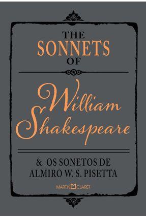 The Sonnets Of William Shakespeare e Os Sonetos De Almiro W. S. Pisetta - Shakespeare,William pdf epub