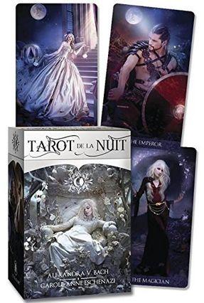 Tarot De La Nuit - Bach,Alexandra V. Eschenazi,Carole Anne pdf epub