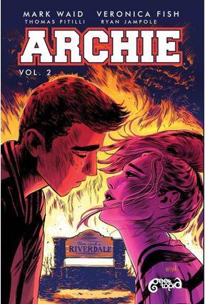 Archie - Vol. 2 - Waid,Mark Fish,Veronica Jampole,Ryan   Hoshan.org
