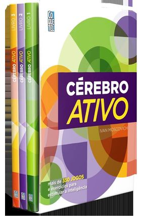 Box Cérebro Ativo - Equipe Coquetel pdf epub