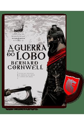 Crônicas Saxônicas - A Guerra do Lobo - Vol. 11 - Acompanha Pin - Cornwell,Bernard | Hoshan.org