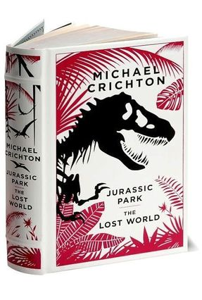 Jurassic Park And The Lost World Leather Bound - Crichton,Michael pdf epub