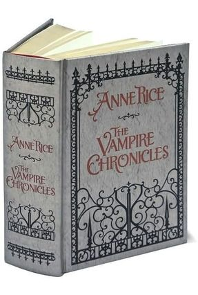 The Vampire Chronicles Leather Bound - Anne Rice | Hoshan.org