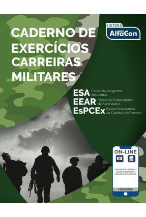 Caderno De Exercícios - Carreiras Militares - Alfacon | Hoshan.org